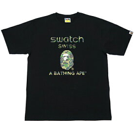 A BATHING APE (エイプ) × SWATCH EVENT T