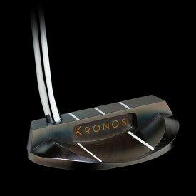 【KRONOS GOLF クロノスゴルフ】METRONOME / メトロノーム【パター 超精度 削り出しパター】