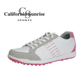 California Sunrise カリフォルニアサンライズSpikeless Shoesレディース スパイクレスシューズCSSH-3622L