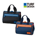 TURF DESIGN ターフデザインMini Tote Bag ミニトートバッグTDMT-1971