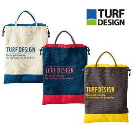 【送料無料】TURF DESIGN ターフデザインShoes Bag シューズバッグTDSB-1870