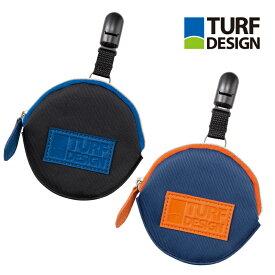 【送料無料】TURF DESIGN ターフデザインボールクリーナ&パターキャッチャーTDBP-1971