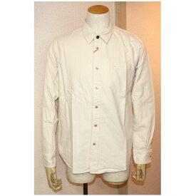 KRIFFMAYER(クリフメイヤー)無地ビエラシャツメンズ 長袖シャツ 3色オフ・ネイビー・クレイジー