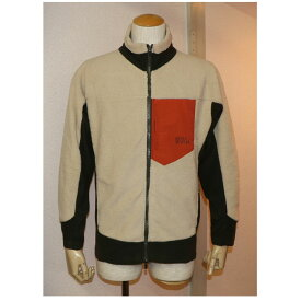 KRIFFMAYER(クリフメイヤー)ミドルフリースジャケット メンズライトアウター ジャケット 4色アイボリー・マスタード・ネイビー・ブラック