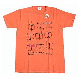 FRUIT OF THE LOOM (フルーツオブザルーム)半袖コラボプリントTシャツクルーネックストロベリー(神山隆二)