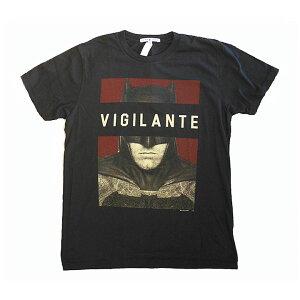 JUNK FOOD(ジャンクフード)半袖TシャツバットマンVSスーパーマンDAWN OF JUSTICEバットマン(VIGILANTE)Jet Black