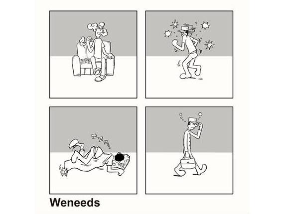 WENEEDS CD