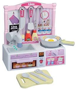 リカちゃん ポンポン お料理 ままごとキッチン