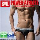 BVD POWER-ATHLETE スーパービキニ ローライズ スポーツアンダーウェア 【コンビニ受取対応商品】 pa303