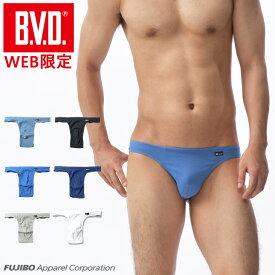 ≪WEB限定≫B.V.D. Comfortable Tバック 綿100% メンズセクシー 【コンビニ受取対応商品】 c603