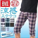 B.V.D. WEB限定 COOLMAX 涼感 ステテコ BVD メンズ 男性下着 【コンビニ受取対応商品】