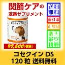 愛犬用 関節 サプリメント コセクイン DS 120粒入 犬用健康補助食品>バイエル<【あす楽対応】【コンビニ受取対応商品】