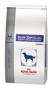 愛犬用 食事療法食 ロイヤルカナン セレクトプロテイン(ダック&タピオカ) 3kg【コンビニ受取対応商品】