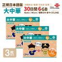 大中華 6GB 3枚お得セット!中国本土・香港・マカオ・台湾 China Unicom 大中華データ通信SIMカード(6GB/30日)※開通期限2021/12/31…