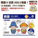 19位:韓国SIM ChinaUnicom 韓国5日間データ通信SIMカード ※開通期限2020/06/30