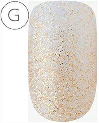 ネイルラボ カラージェル G006 プリンセスゴールド 7g | 日本製 国産 プロ LED UV 対応 削らない クリア クリアカラー グリッター ホロ シルバー ゴールド 金 色 ラメ セルフネイル ネイル ジェル 初心者 ポリッシュ マニキュア マネキュア 結婚式