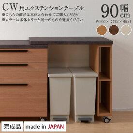 CW用エクステンションテーブル※こちらの商品は本体と合わせてご購入ください※カラーは本体カラーと同一のものを選択ください