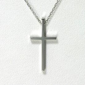 クロス ネックレス プラチナ 【送料無料】 メンズ レディース ペンダント Pt Cross Pendant Necklace 男性 女性 十字架 プラチナ クロスネックレス シンプル