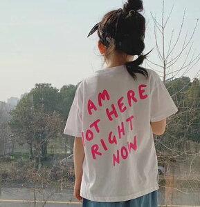 【アウトレット】-返品・交換・キャンセル不可- 子ども服 ガールズ ジュニア 半袖 Tシャツ ホワイト 白 シャツ コットン 綿 こども かわいい おしゃれ オシャレ キッズ 子供 女の子 子ども ダ