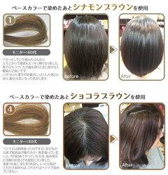 つややヘナ1回分(ベースカラーヘナパウダー50gセカンドカラーヘナパウダー50g)オーガニックピュア艶柔ヘナ100%天然素材のヘアカラー白髪染めオーガニックつややヘナ時短