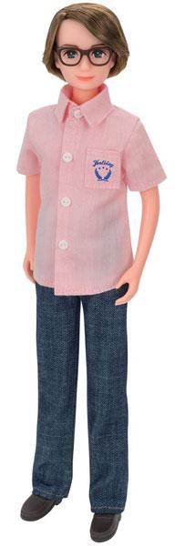リカちゃんLD-20やさしいパパ【おもちゃ女の子キッズプレゼントクリスマス誕生日ドレスお人形付き】10s