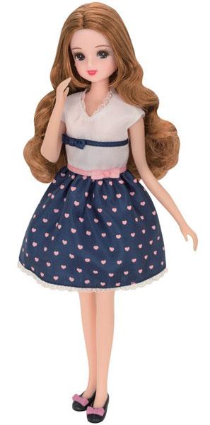 リカちゃんLD-19きれいなママ【おもちゃ女の子キッズプレゼントクリスマス誕生日ドレスお人形付き】10s