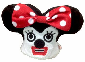 B1.2 ミッキー&フレンズ〜キュービックマウス〜携帯スタンド(ミニ—マウス)【 ディズニー ダイカット モバイル スマホ 】