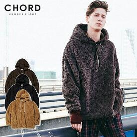 コードナンバーエイト パーカー CHORD NUMBER EIGHT BOA HOODIE ストリート系 ファッション