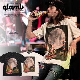グラム Tシャツ glamb Vegas CS 【ストリート系 ファッション】