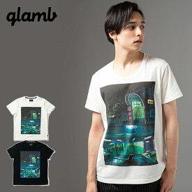 グラム Tシャツ glamb Beat up T ストリート系 ファッション