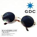 ジーディーシー GDC WANDERLUST gdc メンズ レディース 眼鏡 サングラス 丸メガネ wanderlust ストリート系 ファッシ…