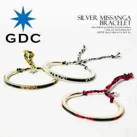 70%OFF SALE セール ジーディーシー GDC SILVER MISSANGA BRACELET 【ストリート系 ファッション】