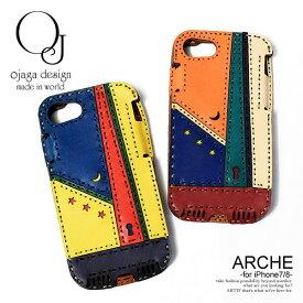 オジャガデザイン アイフォンケース ojaga design ARCHE -for i-Phone7/8- ストリート系 ファッション