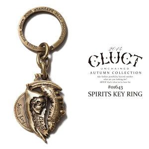 クラクト CLUCT SPIRITS KEY RING 【メンズ キーリング】 ストリート 【ストリート系 ファッション】