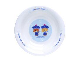 TINY TWIN BEARS ルルロロ こども深皿(陶磁器製)【10P05Sep15】 業務用 キッチン用品 厨房用品 食器 居酒屋 おしゃれ食器 創作料理