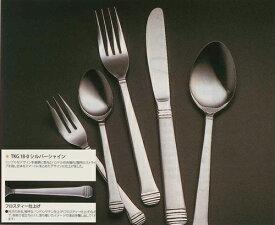 TKG 18−0 シルバーシャイン ティースプーン 業務用 キッチン用品 厨房用品 食器 居酒屋 おしゃれ食器 創作料理