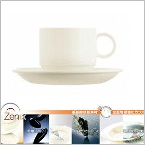 フランス発!新素材登場!Arcoroc(アルコロック) Zenix(ゼニックス)デアリング スタック式ティーカップ(※カップのみとなります。)[G3745]【10P05Sep15】