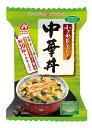 【アマノフーズのフリーズドライ】小さめどんぶり 中華丼(4食入り)[am]
