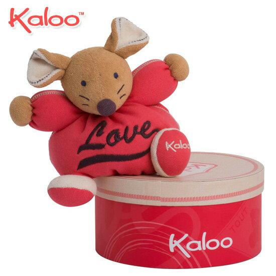 Kaloo(カルー)ねずみ ぬいぐるみ(小) スイートライフ(出産祝い お誕生日プレゼント 贈り物 ギフト)