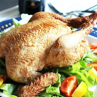 国産若鶏ローストチキン670g化学調味料不使用!しっとりとした美味しさ!【お祝い】【チキン】【丸鶏】【ロースト】【パーティー】【ローストチキン通販】【ローストチキン丸鶏】【クリスマスローストチキン販売】