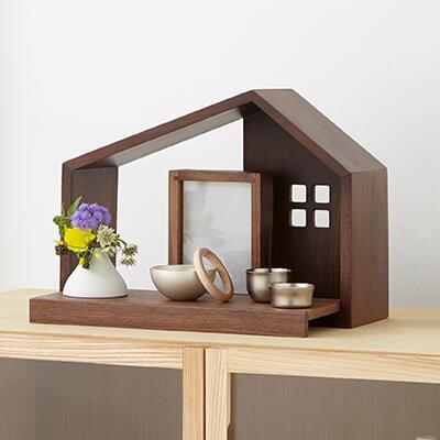 木の家(ダーク)