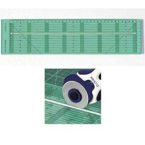 テープカット定規(ものさし)