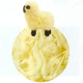 フェルト羊毛(羊毛フェルト)【カラースカード】No.612(30g)