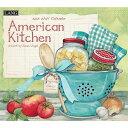 2021年 ラング社(LANG)USA カレンダー AMERICAN KITCHEN