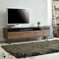 背面収納で配線をスッキリ整理できるテレビ台、ロータイプで部屋が広く見えるのは?