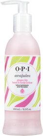 OPI 国内正規品 アボジュース ジンジャーリリー ハンド&ボディローション 250ml