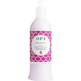 OPI 国内正規品 アボジュース ジャスミン ハンド&ボディローション 600ml
