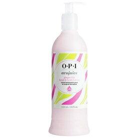 OPI 国内正規品 アボジュース ジンジャーリリー ハンド&ボディローション 600ml