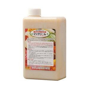 環健 ジックニーム 1L ニームオイル 特許取得 植物 植物活性剤 液体肥料 農業資材 ガーデニング 園芸 家庭菜園 花 野菜 DIY 健康 元気 成長促進 環健