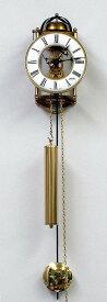 ドイツ製 ハラー Haller 振り子式 掛時計 スケルトンモデル 8日捲き 腕時計 時計